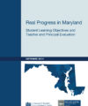 Real Progress in Maryland